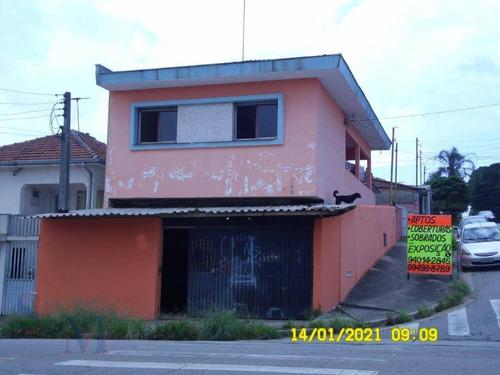 Imagem 1 de 6 de Casa Com 3 Dormitórios À Venda, 266 M² Por R$ 600.000,00 - Vila Alzira - Santo André/sp - Ca0970