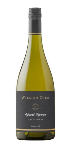 6 William Cole Grand Reserve Chardonnay Ref.retail $42.000