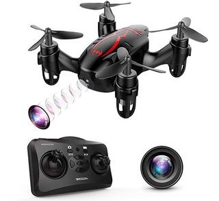 Drocon Gd60 Mini Drone Rc Quadcopter Con 720p Hd Cámara De V