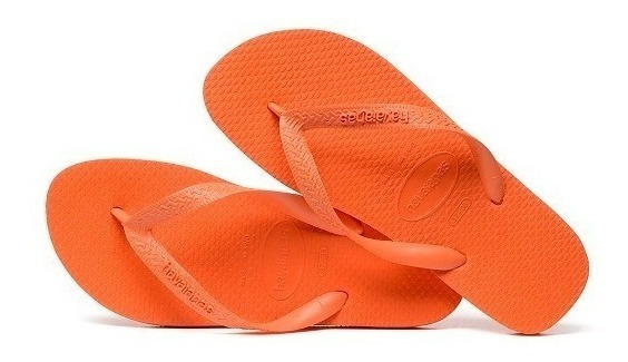 Ojotas Havaianas Color Originales. Local En Centro Comercial