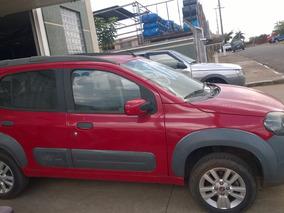 Sucata Fiat Novo Uno 2011 Way 1.0 Evo