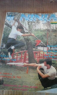 Revista Ninja Brasil Ano I Número 6