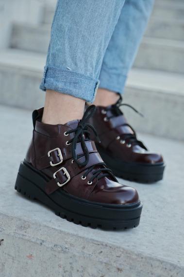 Borcegos Borceguies Simona Shoes Leighton