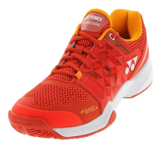 Zapatillas Yonex Sonicage Orange Envios Capital En El Dia