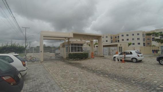 Apartamento Em Jardim Paulista, São Gonçalo Do Amarante/rn De 75m² 2 Quartos Para Locação R$ 450,00/mes - Ap482136