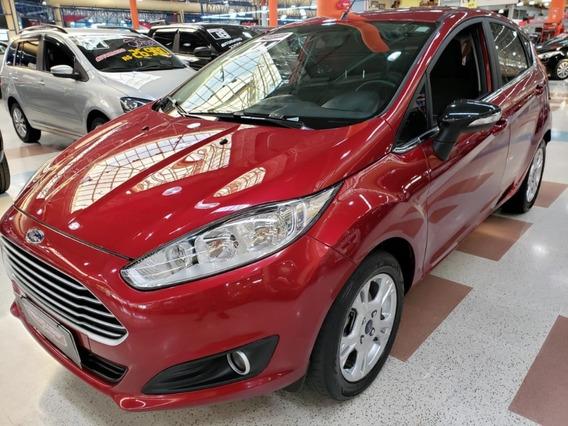 New Fiesta Se 1.6 Flex Com 51 Mil Quilometros Raridade !!!