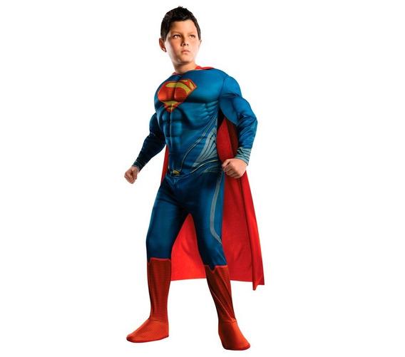 Roupa Superman Fantasia Super Homem Infantil Heróis