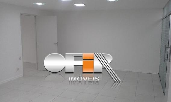 Andar Corporativo Para Alugar, 115 M² Por R$ 1.900,00/mês - Centro - Rio De Janeiro/rj - Ac0005