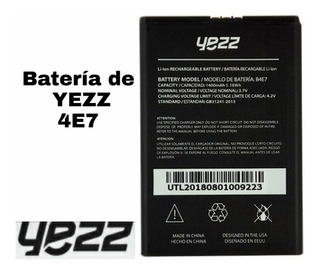 Batería Pila Teléfono Yezz 4e