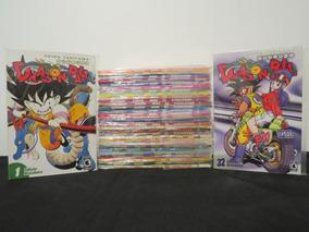 Coleção Mangá Dragon Ball Completo 1 Ao 32 Conrad