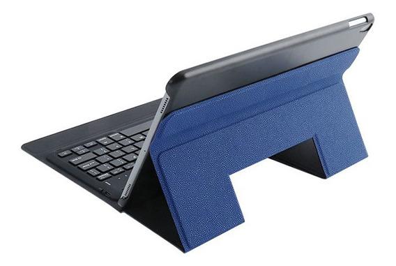 Dobrável Flip-open Capa De Tablet Proteção Com Teclado Bluet