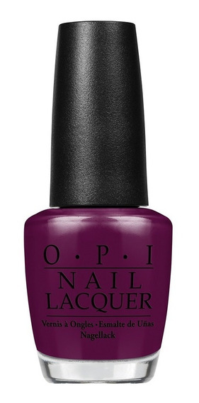 Esmalte Opi Nail Lacquer What´s The Hatter With You 15ml