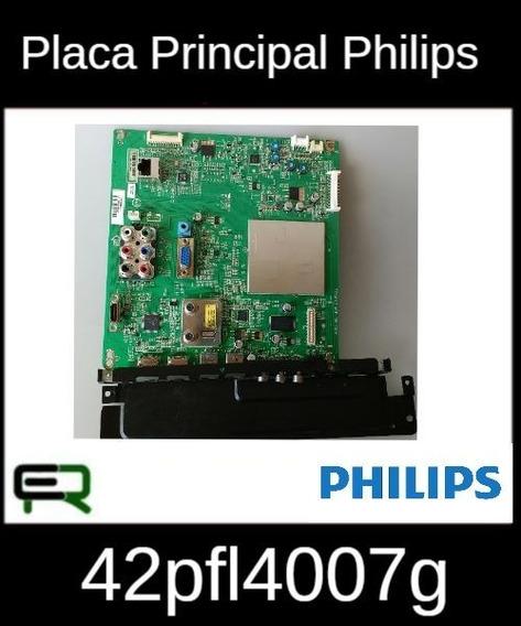 Placa Principal Tv Philips 42pfl4007g/78