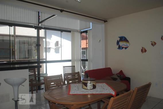 Apartamento No 1º Andar Mobiliado Com 1 Dormitório E 1 Garagem - Id: 892944935 - 244935