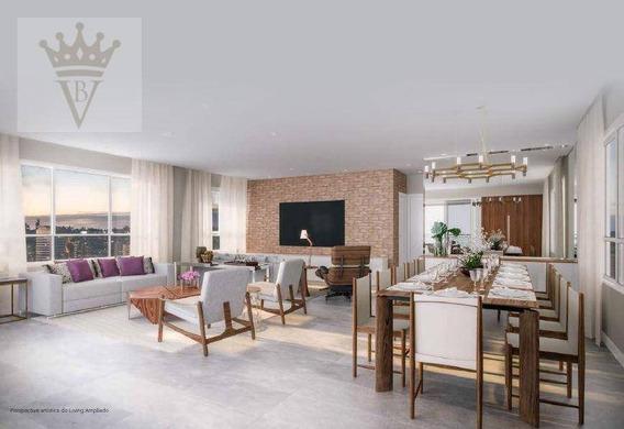 Apartamento Com 3 Dormitórios À Venda, 161 M² Por R$ 3.590.000 - Jardim Paulista - São Paulo/sp - Ap2647