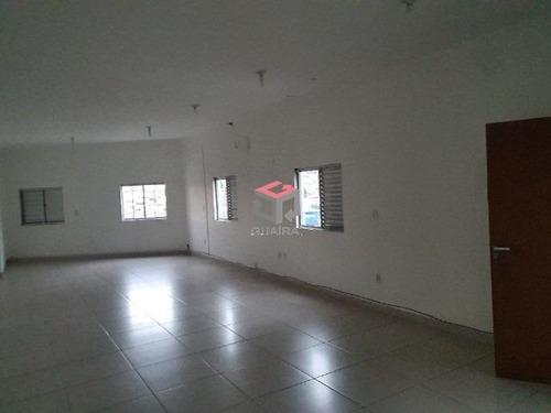 Imagem 1 de 15 de Salão Para Aluguel, Palmares - Santo André/sp - 101521