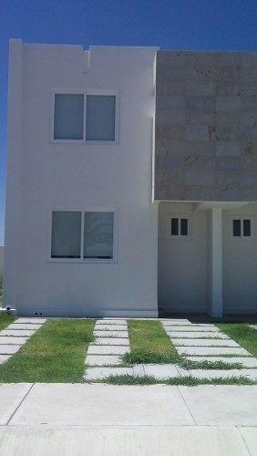 Casa En Renta Amueblada En Fraccionamiento Tres Cantos