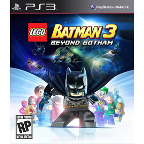 Lego Batman 3 Ps3 Playstation 3 Midia Física Original