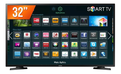 Smart Tv Led 32'' Hd Samsung 32j4290 2 Hdmi 1 Usb Wi-fi