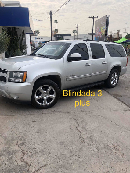 Chevrolet Suburban D Piel Aa Dvd Qc 4x4 At 2011