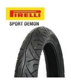 Pneu Pirelli Diant. 110/70-17 Sportdemon Twister Cb300 Fazer