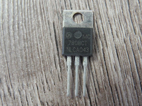 Transistor Mc7808ct Novo Original