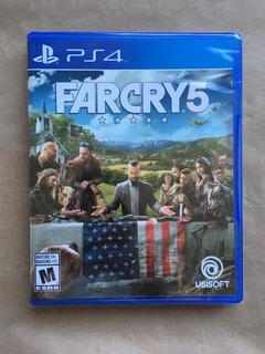 Far Cry 5 Ps4 Nuevo Sellado Envíos Todo Chile