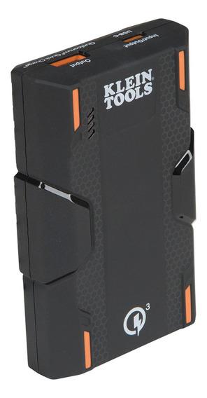 Bateria Cargador Recargable Portatil 18w 10050ma Klein Tools