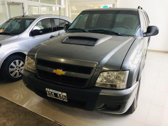Chevrolet S10 Ls Año 2011 Con Cupula Inmaculada 160.000 (sf)