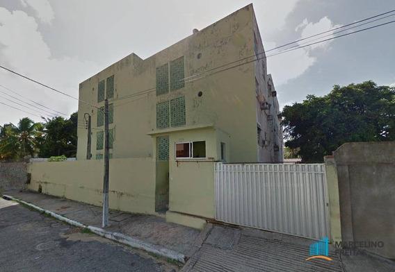 Apartamento Residencial Para Locação, Centro, Fortaleza. - Codigo: Ap1029 - Ap1029