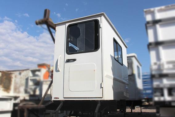 Cabine Suplementar Auxilia 4 Lugares - Caminhão Toco Trucado