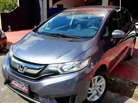 Honda New Fit Lx 1.5 Automático 2015 Cinza