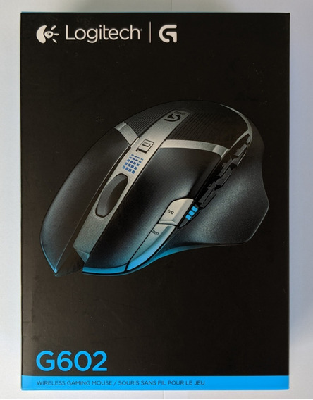 Logitech G602 - Wireless Gaming Mouse Sem Fio Para Gamers