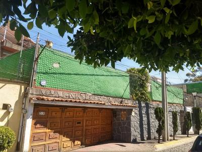 Hermosa Residencia En El Corazón De Coyoacán