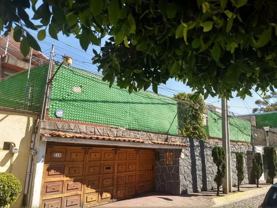Casa En Venta En El Corazón De Coyoacán