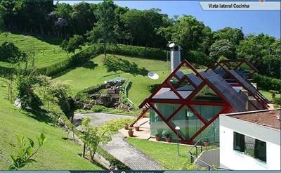 Casa À Venda Com 4 Dorms - São Lourenço Da Serra - Ref 13701