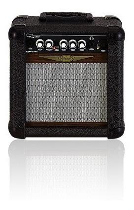 Cubo Para Guitarra Oneal Ocg 50 Cr 20w Rms - Preto - C/ Nfe