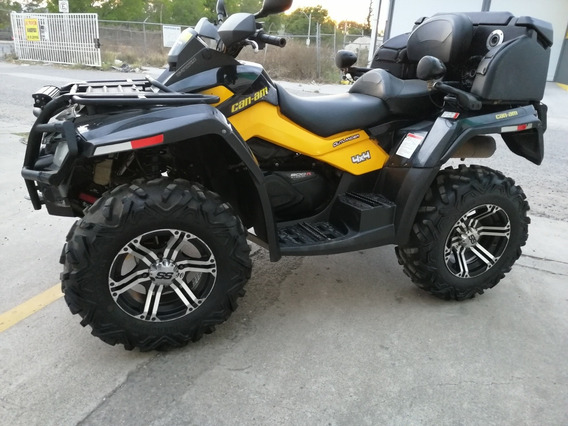 Can Am Outlander Max 800cc 4x4