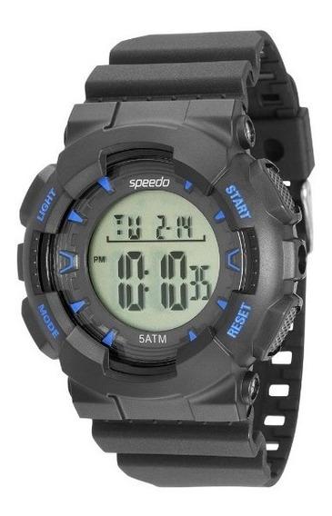 Relógio Masculino Speedo Digital Esportivo 81096g0evnp2 - 08