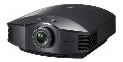 Imagen 1 de 4 de Proyector Sony Vpl-hw65es  3d Full Hd, Sxrd Stock 220v
