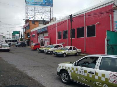 Bodega En Renta Av Pino Suarez, Toluca