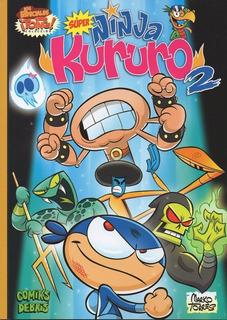 Super Ninja Kuroro 2 - Marko Torres - Comiks Debris