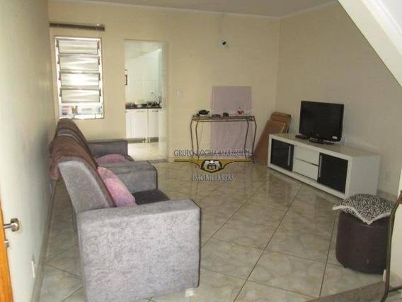 Sobrado Com 2 Dormitórios À Venda, 180 M² Por R$ 960.000,00 - Tatuapé - São Paulo/sp - So1134