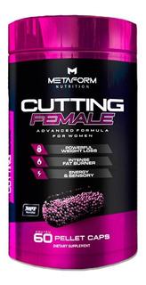 Termogênico Importado Cutting Female 300mg Emagrecedor