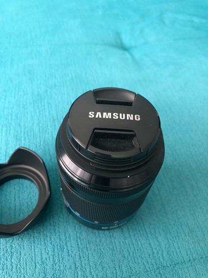 Lente Samsung 50-200 Ois Iii F/4-5.6 + Bag Para Câmera De Brinde!