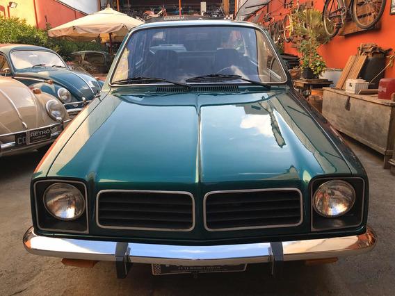 Chevrolet Chevette Sl 1980 Garagem Retrô