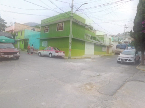 Casa Ideal Para Negocio, Xalpa Iztapalapa