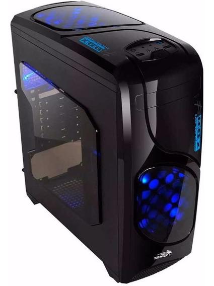 Gabinete Pc Gamer Sentey Furious Usb 3.0 Gs-6062 Xellers