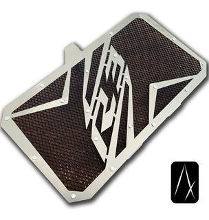Protector Radiador R3 Yamaha Parrilla Cover Accesorios Alum