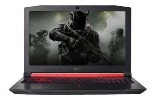 Notebook Gamer Acer Nitro Intel I5 8gb 1tb Gtx 1050 15,6